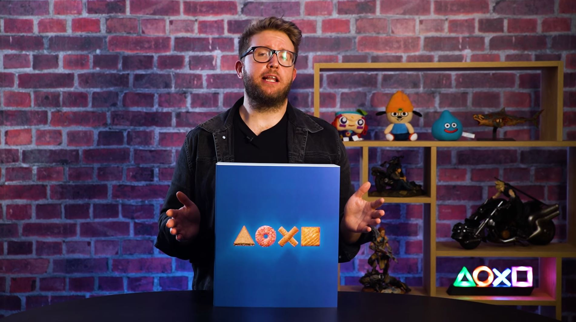 playstation-access-uk-youtube-channel-unbox-a-greggs-playstation-launch-box