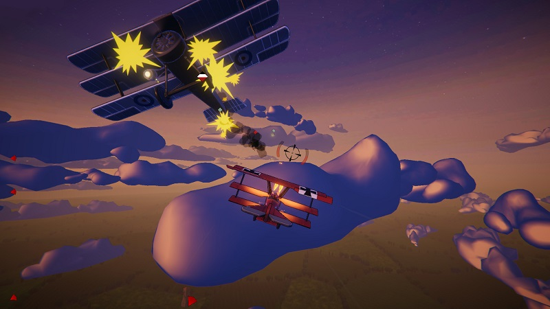 Red Wings Aces of the Sky PS4 Review