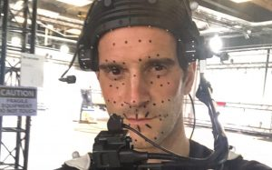 resident-evil-2-leon-voice-actor-tweets-in-mocap-suit-leading-to-speculation-about-resident-evil-4-remake