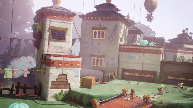 Sackboy A Big Adventure PS5 Review