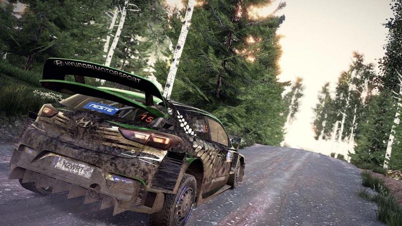 WRC 9 PS5 Review 2