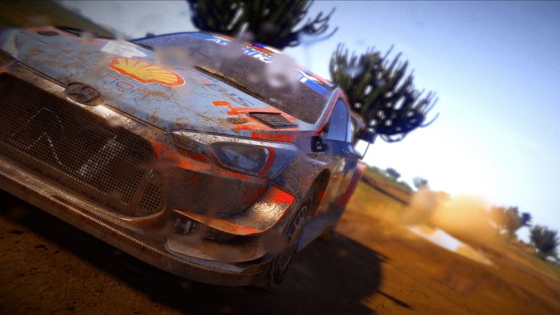 WRC 9 PS5 Review 3