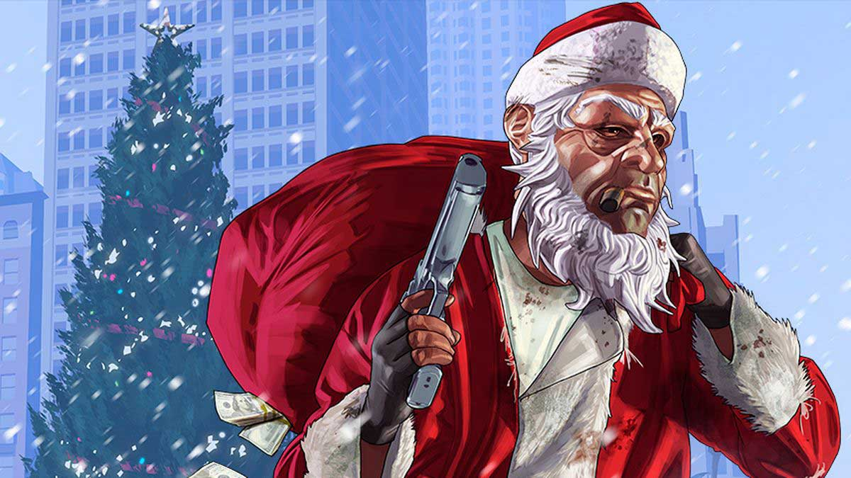 Gta 5 Christmas 2021 Reddit Gta Online Unveils Holiday Blowout With Snow Decorations And Free Goodies Playstation Universe