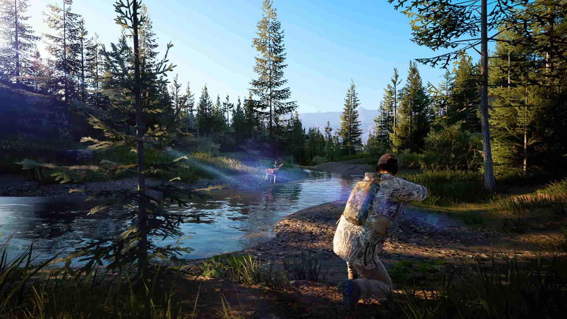 Hunting Simulator 2 Coming To PS5 In Spring 2021 - PlayStation Universe
