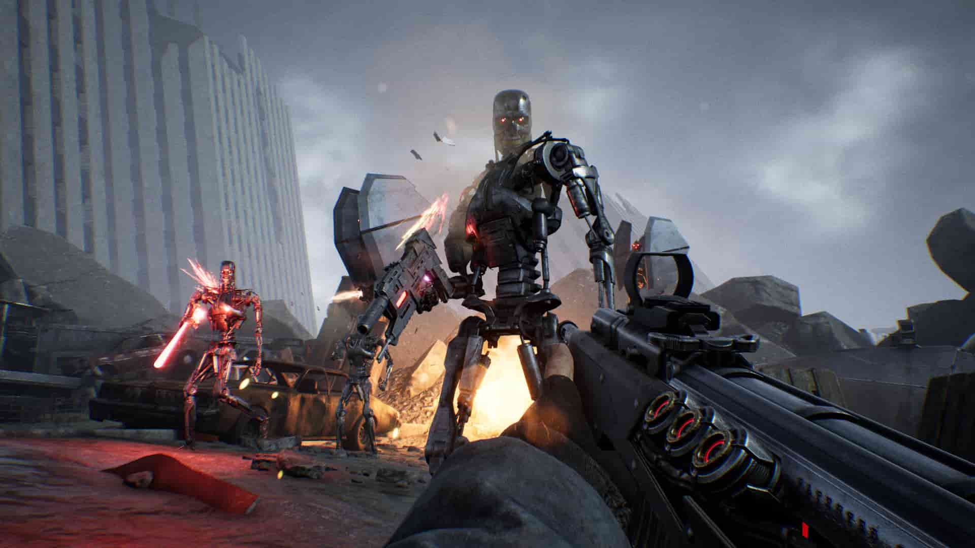 Terminator Resistance Coming To PS5 As Free Upgrade With Locked 60 FPS And  Faster Load Times - PlayStation Universe