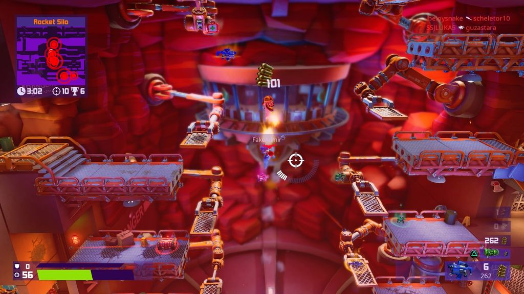 Worms Rumble PS4 Review 2