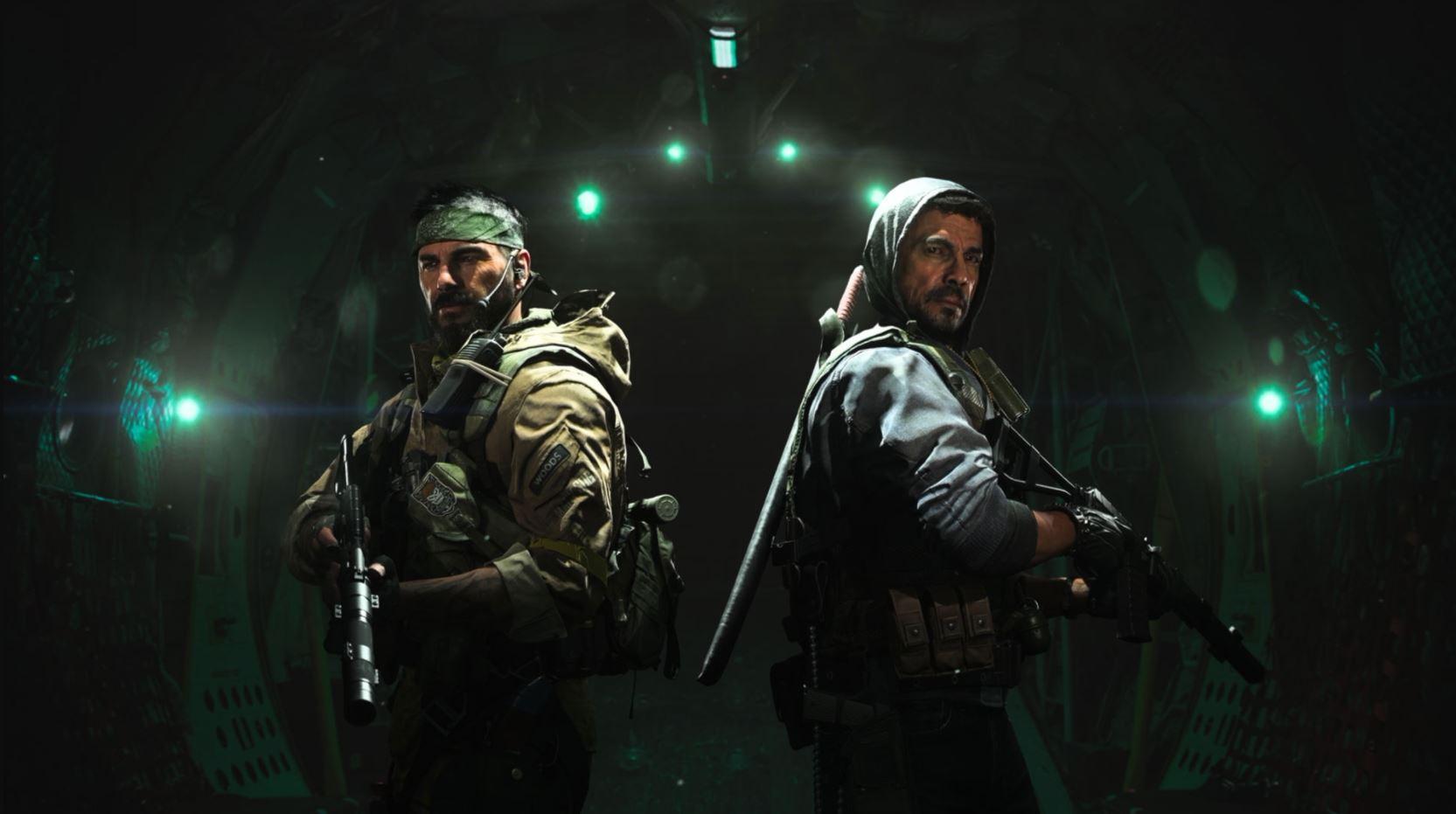 Call of Duty: Warzone's season 1 gameplay trailer shows Rebirth Island