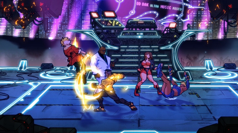 Game of the Year 2020 best fighting game