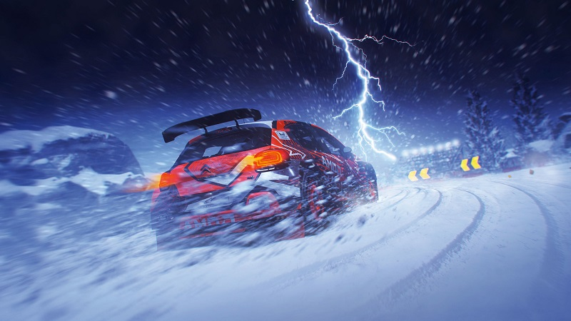 Game of the Year 2020 best racing game