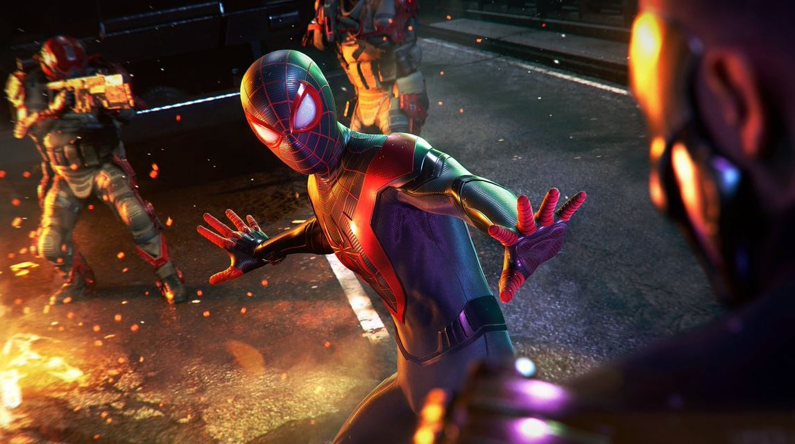 Is this a tease for a multiverse Spider-Man movie?