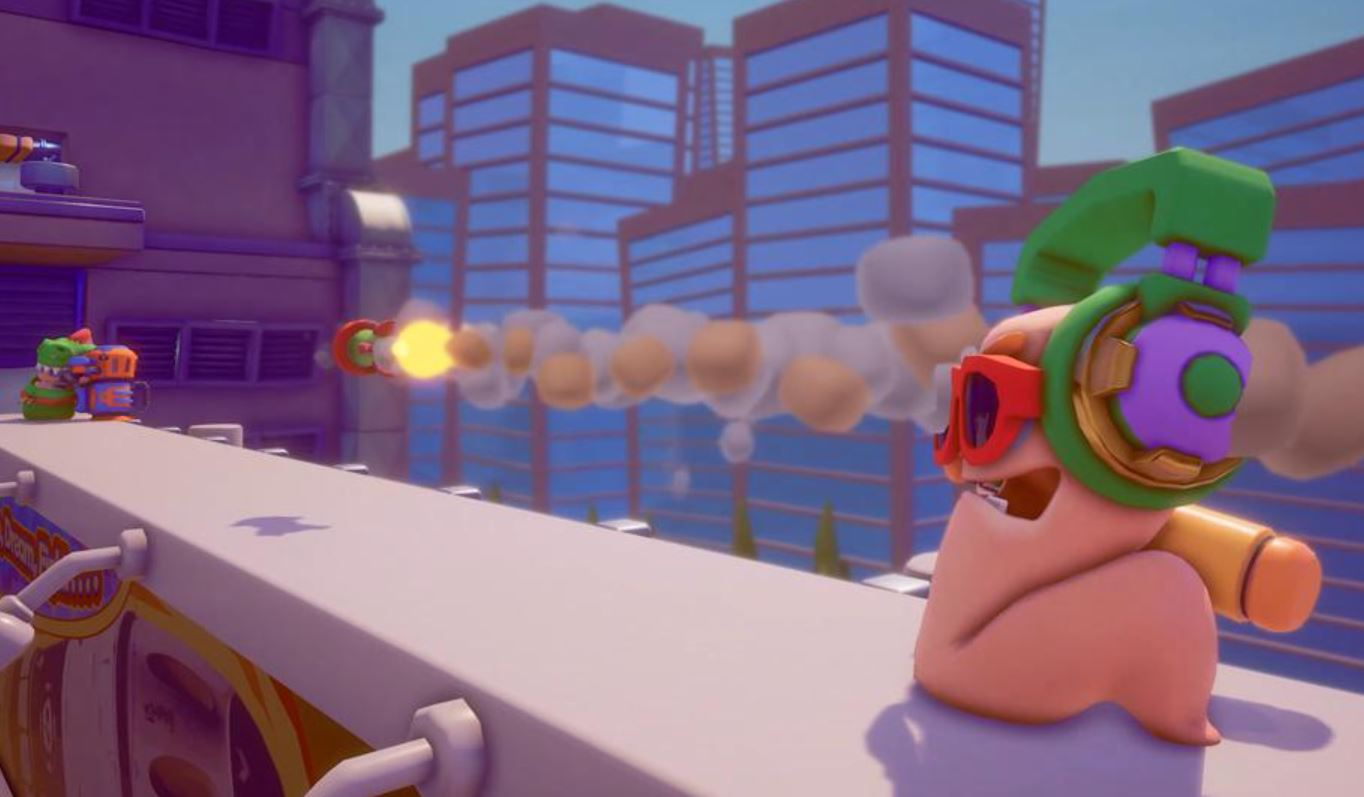 Worms Rumble Review (PS4) - Still A Solid Multiplayer Offering On PS4, If A  Little Blurrier - PlayStation Universe