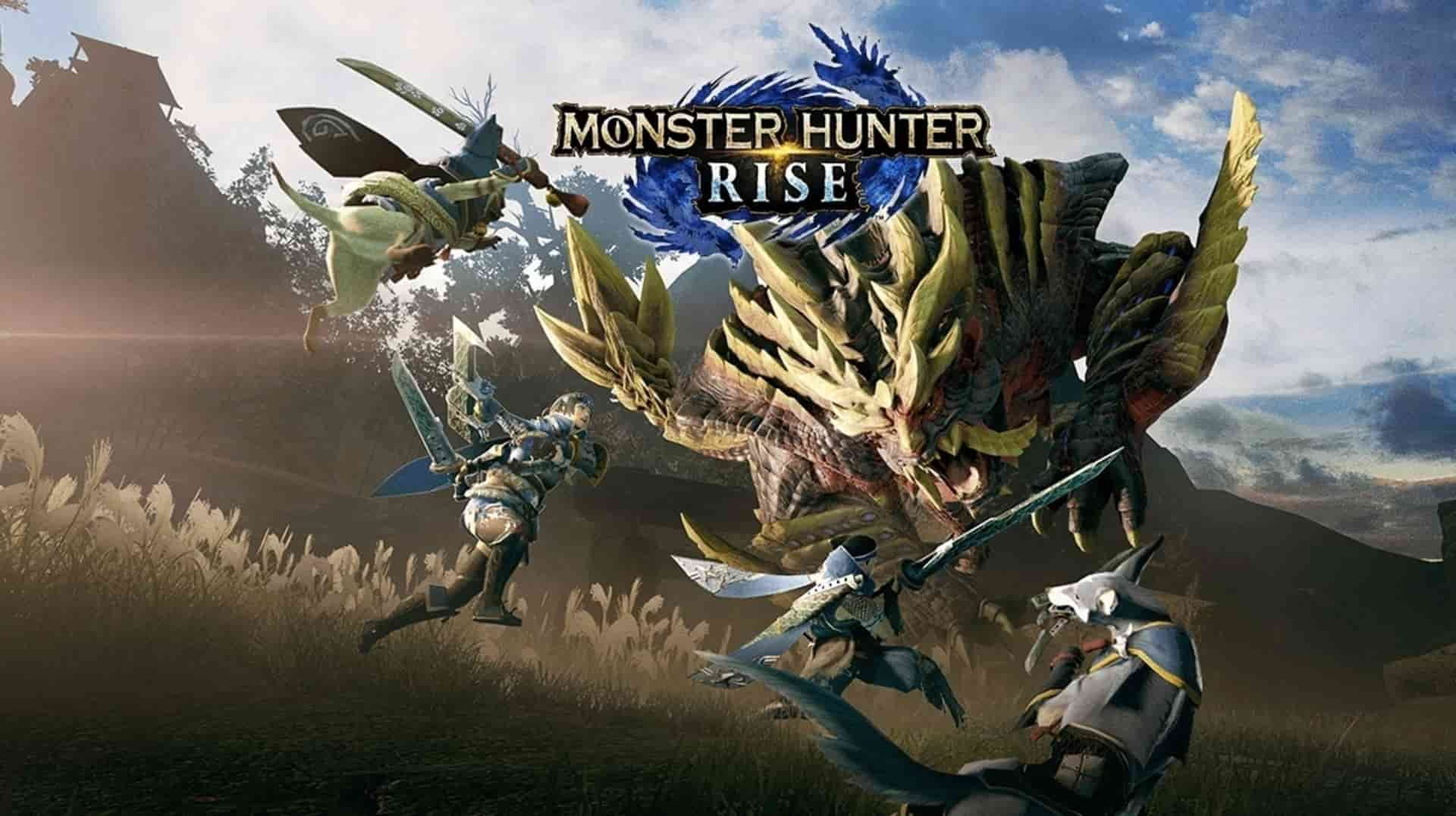 Monster Hunter Rise demo coming later today on Switch