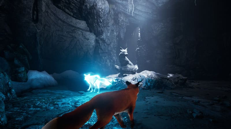 best ps5 indie games spirit of the north