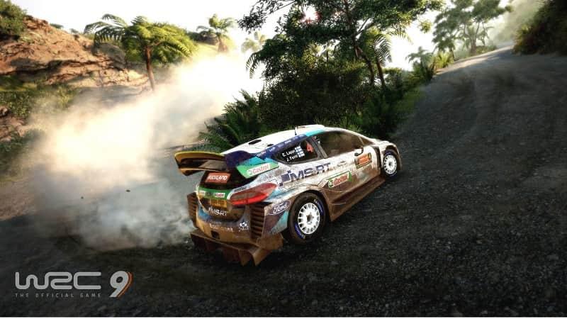 best ps5 racing games wrc 9