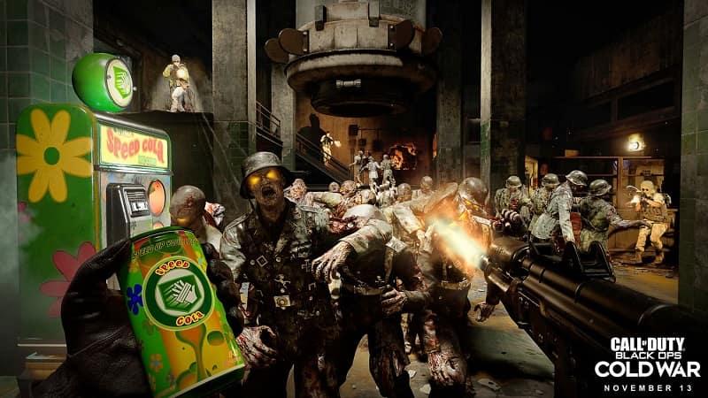Best PS5 Split Screen Games CoD Black Ops Cold War