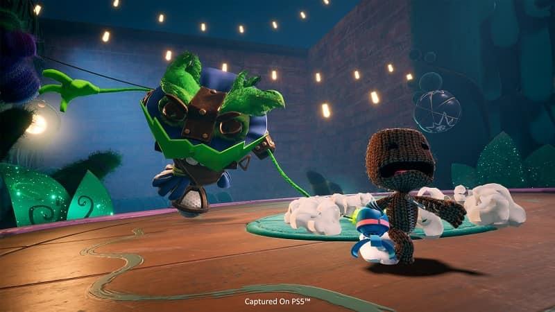 Best PS5 Split Screen Games Sackboy