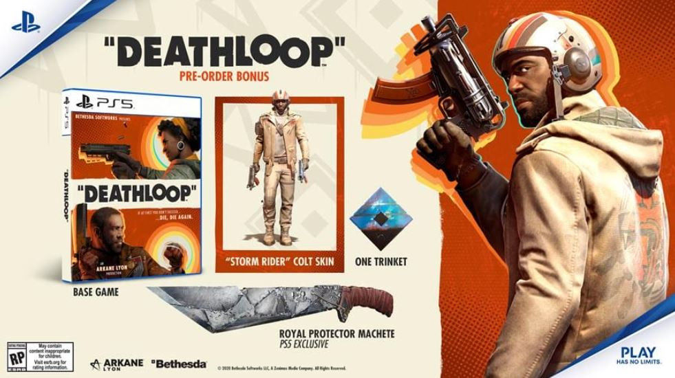 deathloops-deluxe-edition-and-pre-order-ps5-skins-weapons-trinkets-and-more-revealed-in-promo-image-2