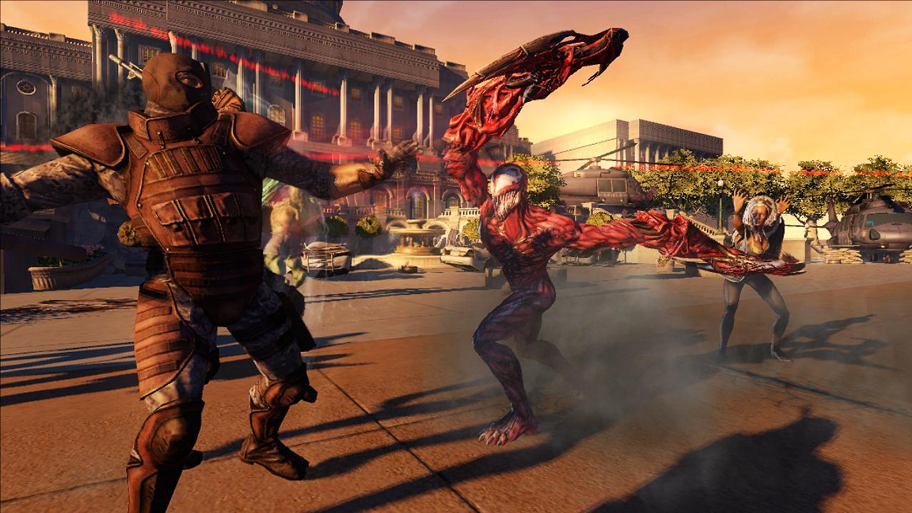 Marvel Ultimate Alliance 2 PS4