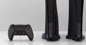 PS5 PS2 Design