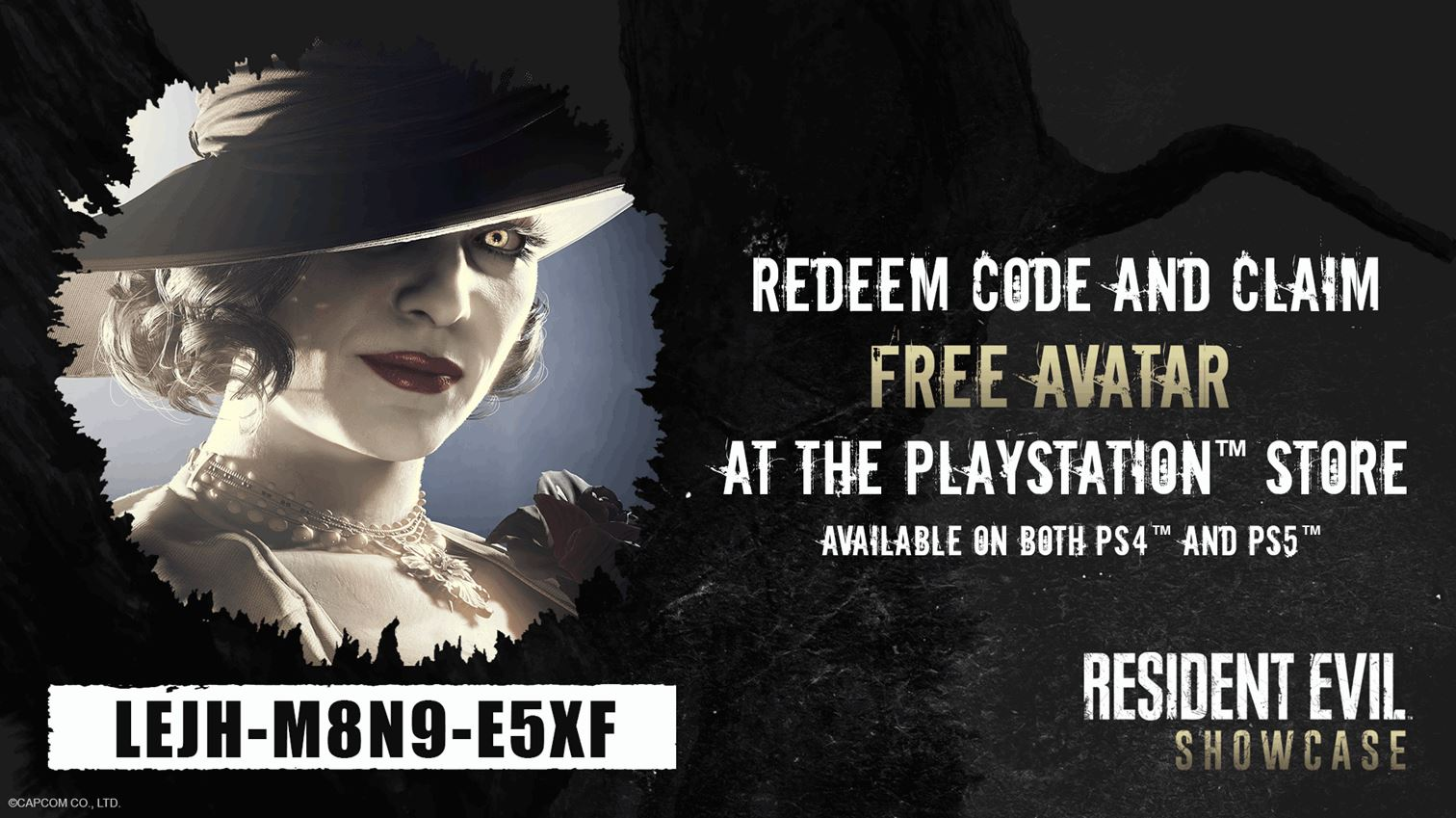resident-evil-village-vampire-lady-psn-avatars-available-with-this-playstation-store-code