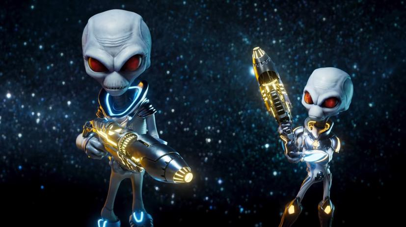 Destroy All Humans 2 Remake Hinted At In New Trailer