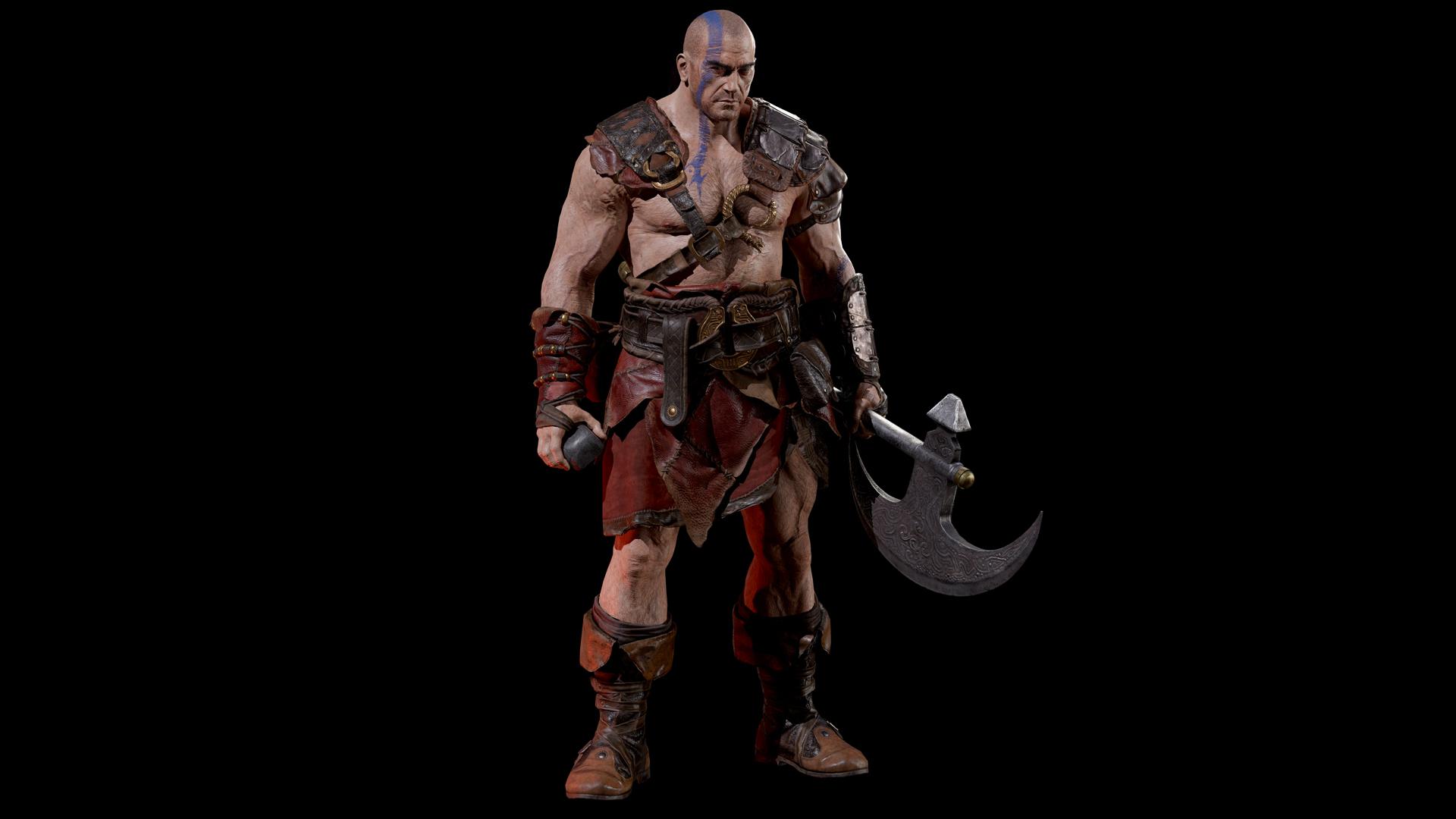Diablo II Resurrected - PS4 & PS5 - Wallpapers
