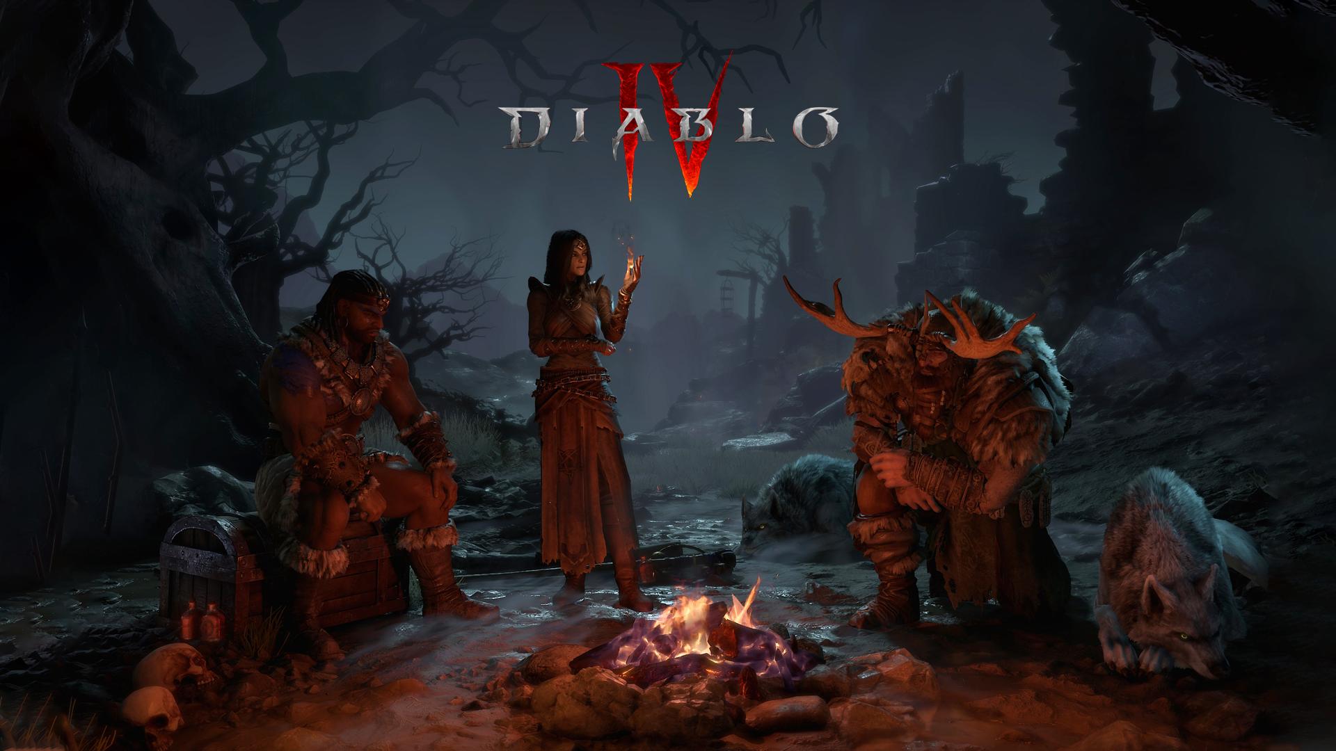 Diablo IV - PS4 / PS5 Wallpapers - 1920x1080