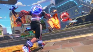 Knockout City Is A New PS4 EA Original That Brings The Action of Dodgeball To Team-Based Multiplayer