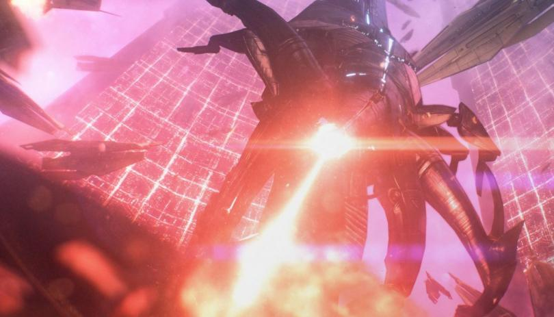 Mass Effect Legendary Edition Will Use This For The Canon Ending