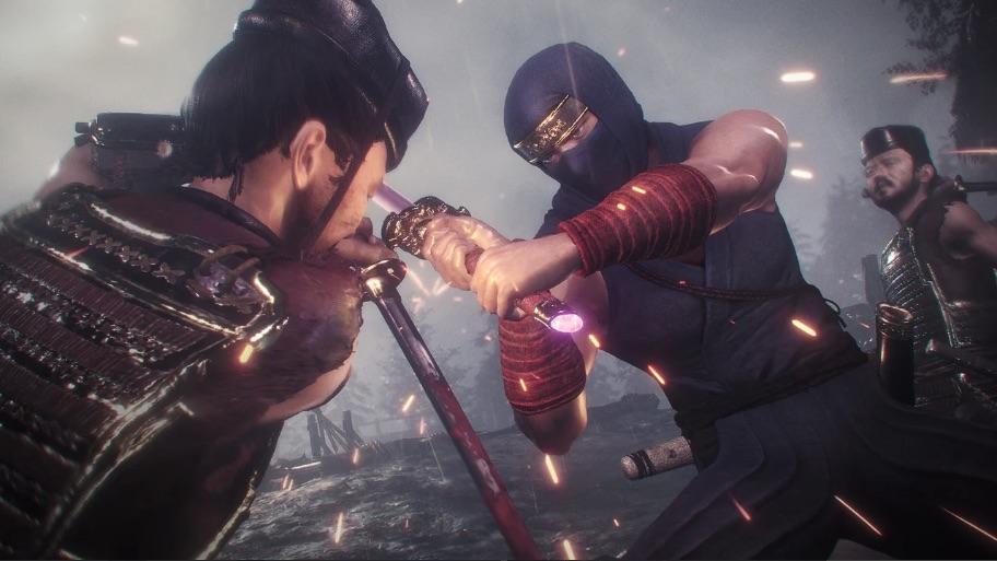 Nioh 2 Adds Ryu Hayabusa From Ninja Gaiden As Playable Character