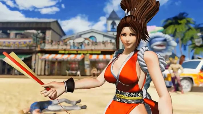 The King Of Fighters XV Looks Set To Feature Rollback Netcode - PlayStation Universe