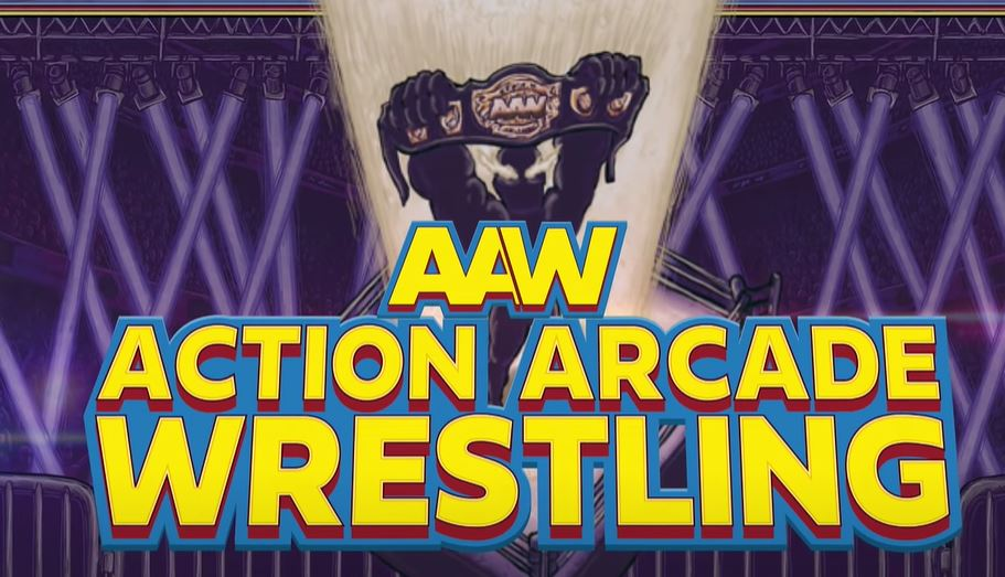 action arcade wrestling ps4