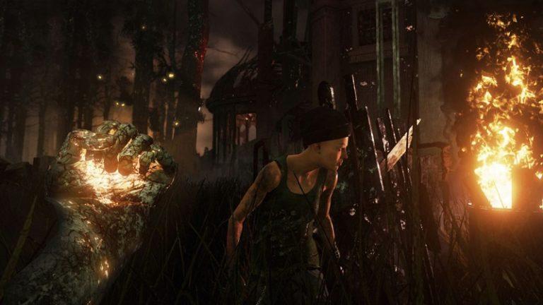 best PS5 horror games dead by daylight
