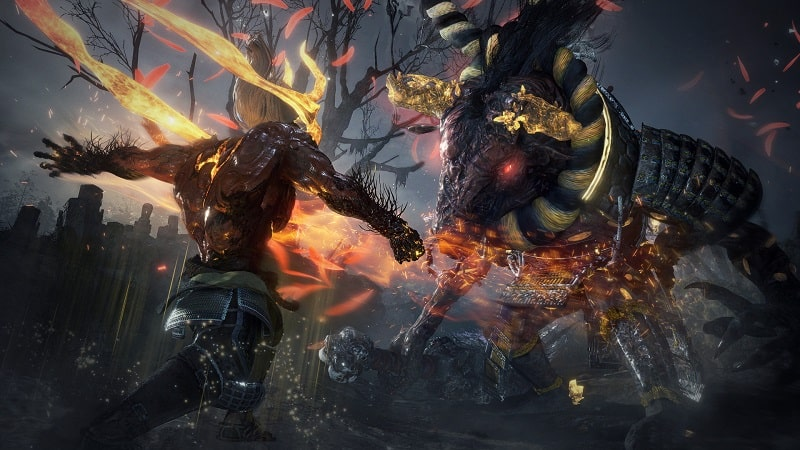 Nioh 2 Remastered PS5 Review 2