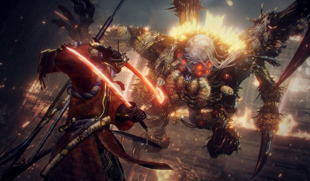 Image result for nioh 2 screenshot ps5