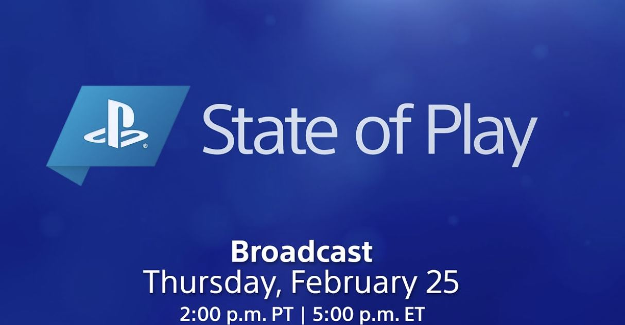 PlayStation State of Play February 2021
