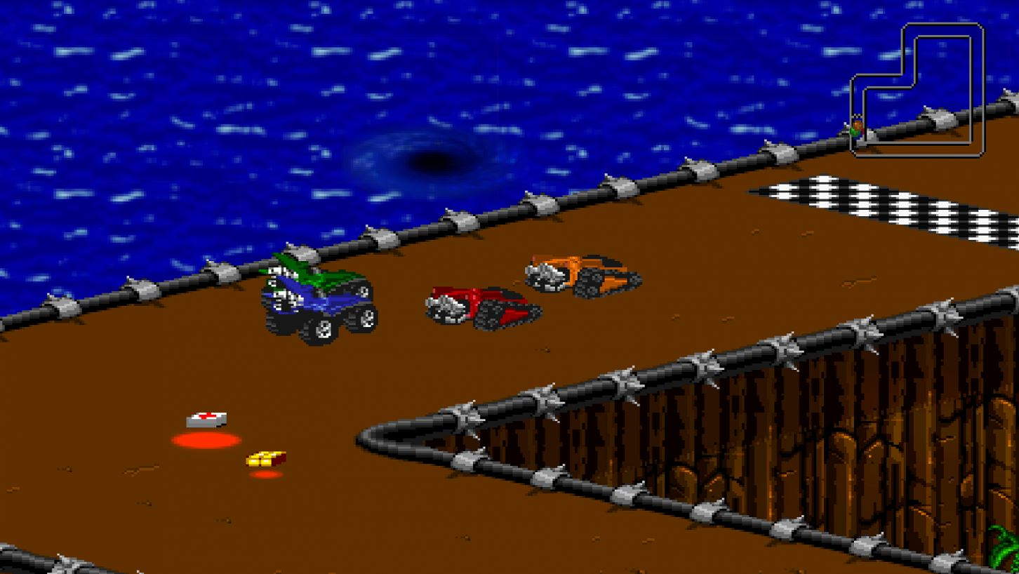 the-blizzard-arcade-collection-packages-together-the-lost-vikings-rock-n-roll-racing-and-blackthorne-available-now-on-ps4
