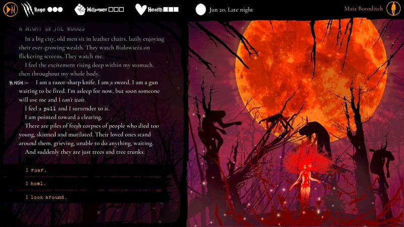 Werewolf The Apocalypse Heart Of The Forest PS4 Review 3