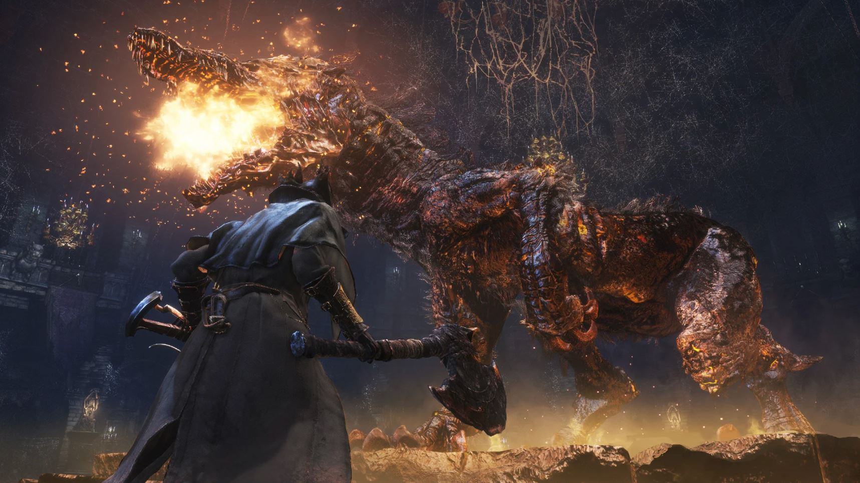 Bloodborne Running At 4K 60 FPS Is A Jaw-Dropping Upgrade We Will Probably Never See, Check Out The Footage