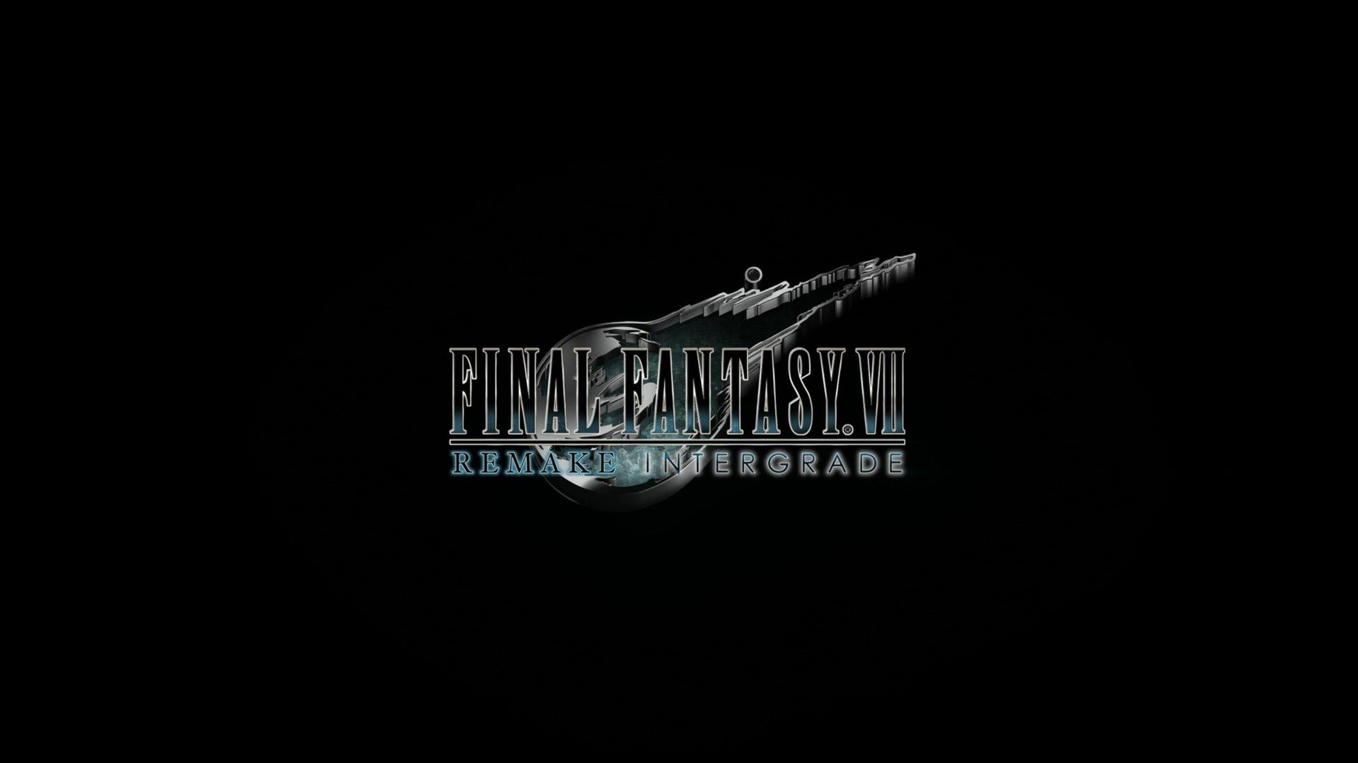 Final Fantasy VII Remake Intergrade - PS5 - Wallpapers