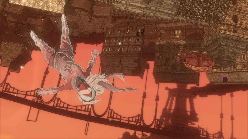 Gravity Rush Remastered Screen 1