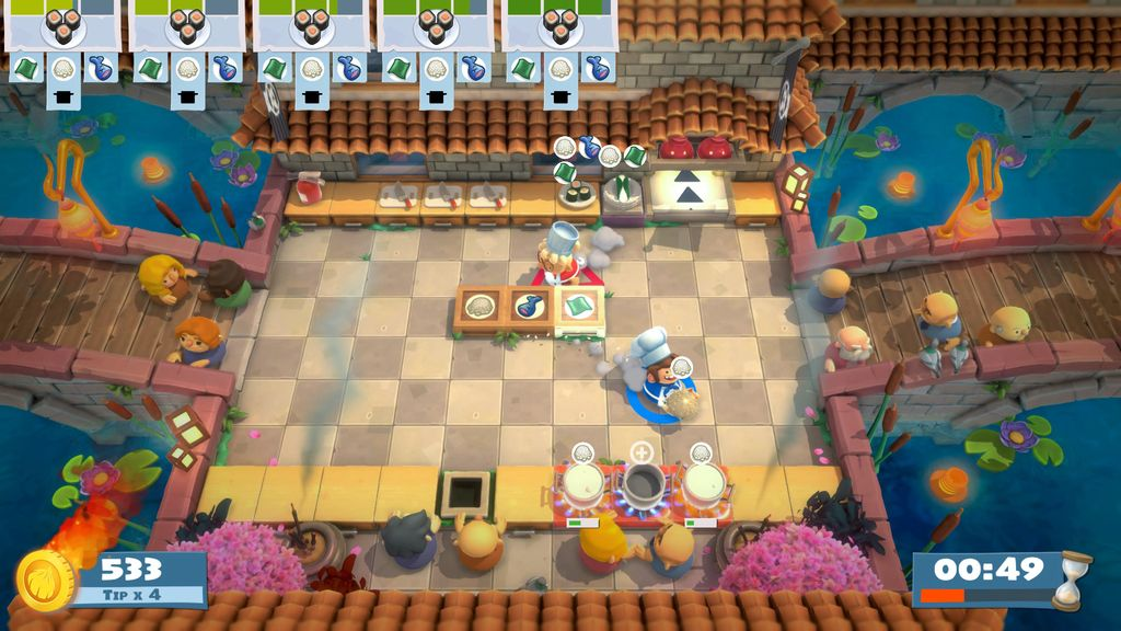 Overcooked! All You Can Eat Review 1