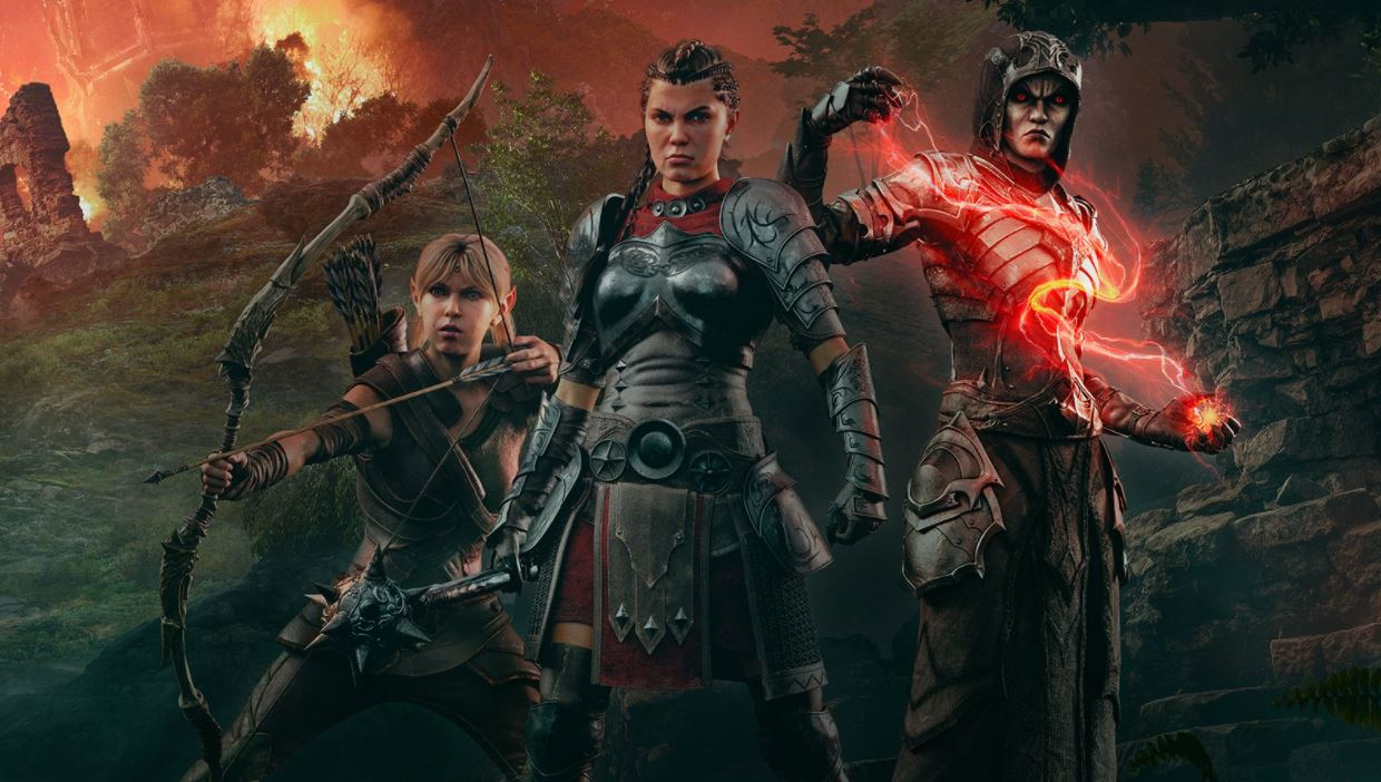 The Elder Scrolls Online PS5 Release Date Announced, Complete With 4K And 60 FPS Modes, Improved Visuals, Textures, And More