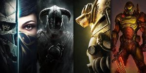 all Bethesda PS3 PS4 Games On PlayStation Now