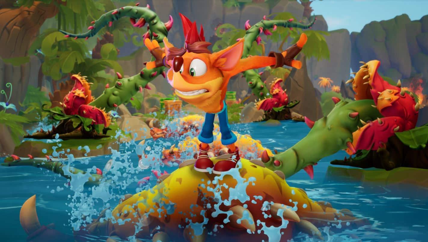 Crash Bandicoot 4 PS5 Review 1