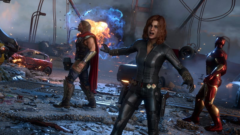Marvel's Avengers PS5 Review