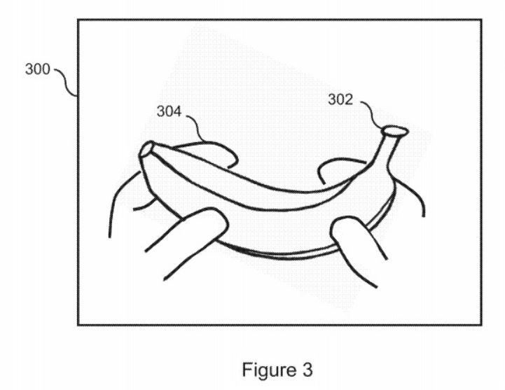 Sony controller banana patent 1