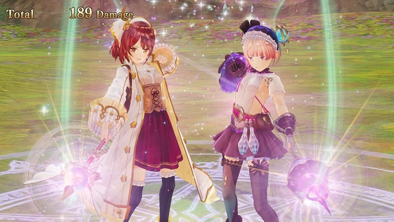 Atelier Mysterious Trilogy DX PS4 Review 4