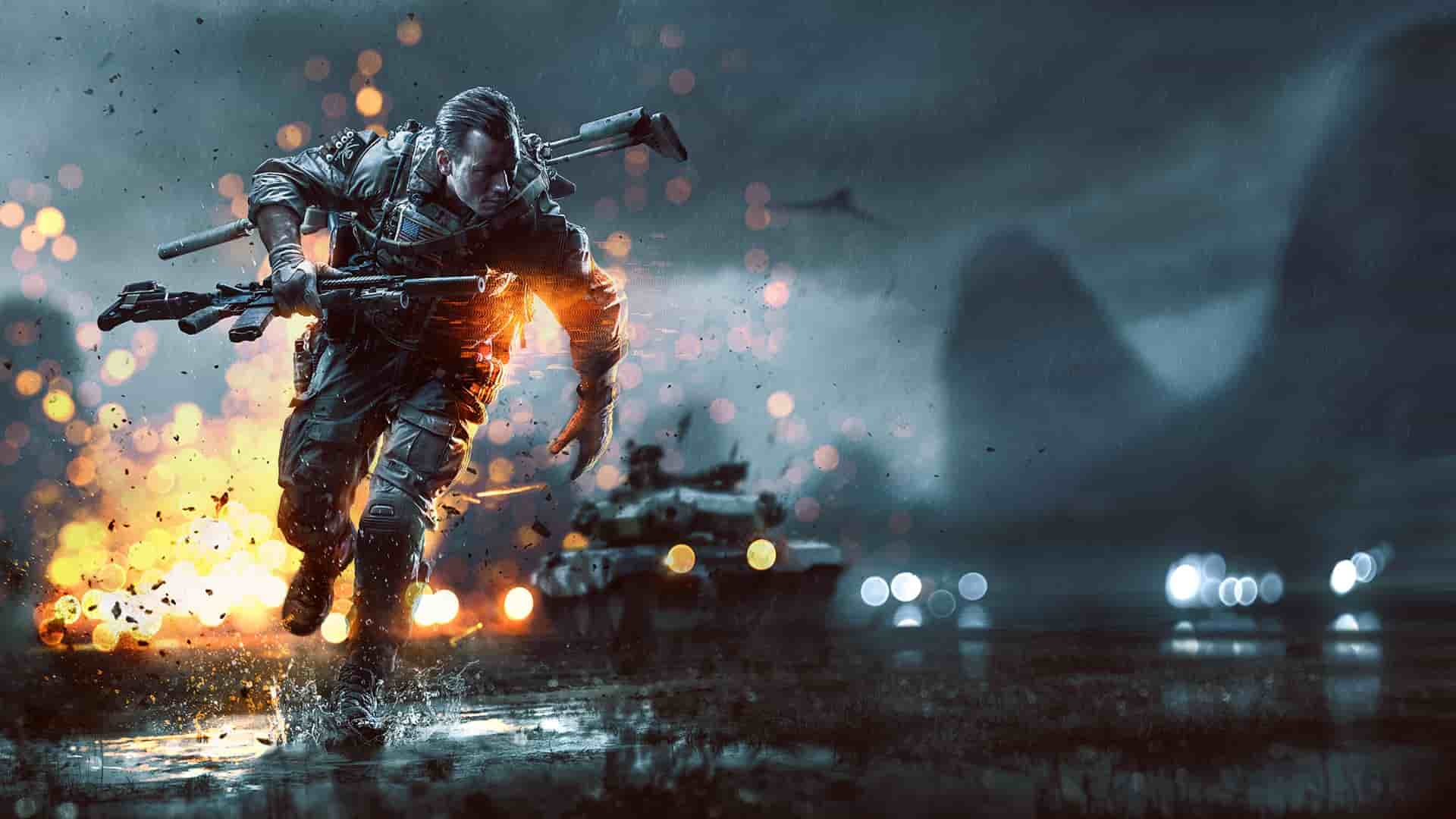 Battlefield 6 Reportedly May Not Launch For PS4 And Xbox One - GS