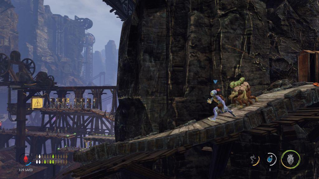 Oddworld Soulstorm PS5 Review 1